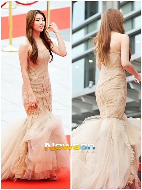 sao hoa han xung xinh di du seoul drama awards - 2