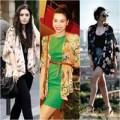 Thời trang - Chào thu cùng áo khoác kimono