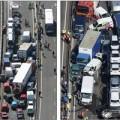 Tin tức - Anh: Hơn 100 ô tô đâm nhau liên hoàn