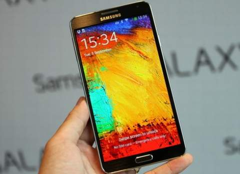 galaxy note 3: vo dich ve cau hinh - 1