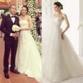 Thời trang - 'Bóc mác' váy cưới 60 triệu của Ngọc Thạch