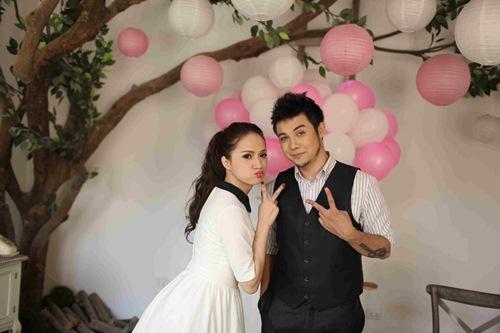 huong giang idol tham thiet ben ''ban trai'' rumani - 9