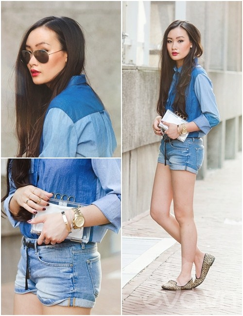 eva icon: blogger viet muon ve denim don thu - 13