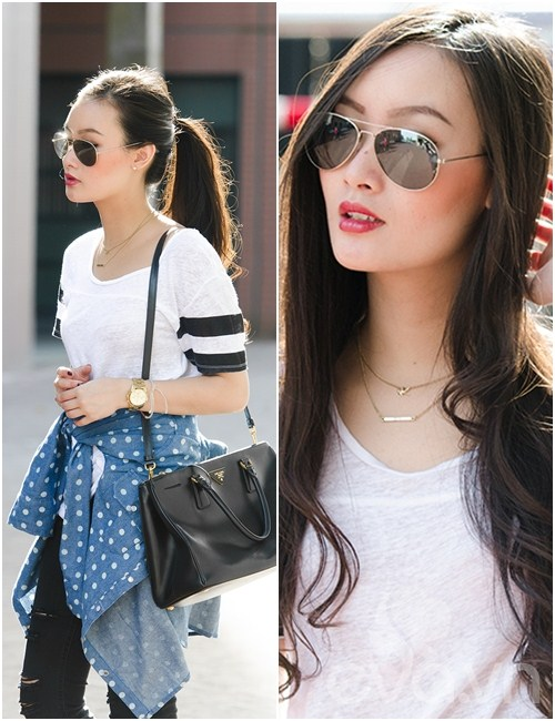 eva icon: blogger viet muon ve denim don thu - 11