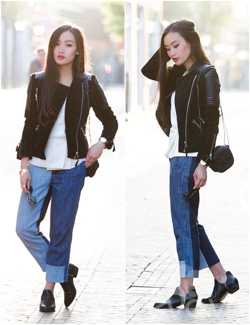 eva icon: blogger viet muon ve denim don thu - 14
