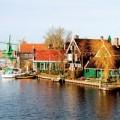 Nhà đẹp - Thăm làng cổ Hà Lan đầy màu sắc