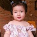 Làm mẹ - Siêu mẫu nhí: Ngọt ngào như cô bé Hải Uyên