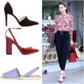 Thời trang - Bóc giá BST giày sành điệu của Hà Hồ