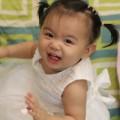 Làm mẹ - Siêu mẫu nhí: Cô nàng Hàn Kuo Ni Sha dễ thương