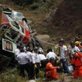 Tin tức - Tai nạn xe bus thảm khốc, 43 người chết