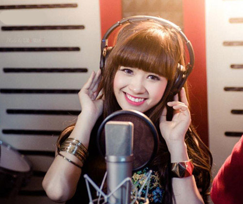 ns duong thu het loi khen ngoi hotgirl the voice - 2