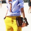Thời trang - Eva khéo tay: Khéo 'làm điệu' cho sơ mi ngày Thu