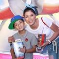 Đi đâu - Xem gì - Trang Trần đưa con trai đi xem Planes