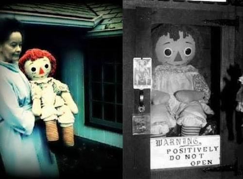 hai hung bup be annabelle trong the conjuring - 1