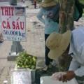 Mua sắm - Giá cả - Thịt cá sấu 50.000/kg tràn vỉa hè Sài Gòn