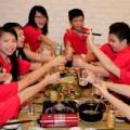 Làng sao - Đội Hồ Hoài Anh vui vẻ sau đêm diễn
