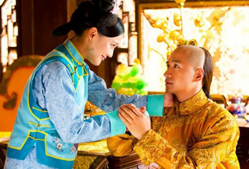 30 my nhan cung cam chuan bi lo dien - 6