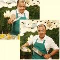 Làng sao - DV Quốc Thuận nấu ăn đầy chuyên nghiệp