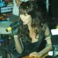 Làng sao - Siêu mẫu Hà Anh sexy thiêu đốt Rock show