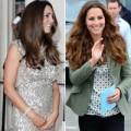 Bà bầu - 'Mánh' giảm cân: 'Phải hỏi' Công nương Kate