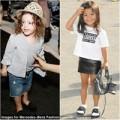 Thời trang - Những nhóc tì sành điệu tại New York FW
