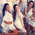 Làng sao - Nguyễn Thị Huyền làm phù dâu cho Hoa hậu Ý