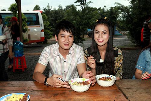 thai chi hung rang ro ben ''chi hang'' my hanh - 10