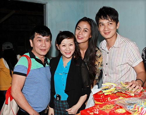 thai chi hung rang ro ben ''chi hang'' my hanh - 11