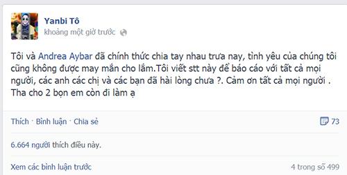 yanbi thang thung tuyen bo chia tay andrea - 1
