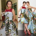 Thời trang - Huyền Ny lại chơi trội với váy hiệu 70 triệu