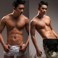 Thời trang - 'Gà cưng' Vũ Khắc Tiệp khoe body 6 múi cực hot