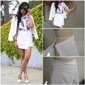 Thời trang - Eva khéo tay: Cá tính với chân váy quấn tự chế