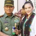 Làng sao - Lý Nhã Kỳ diện kiến Tổng thống và tướng Indonesia