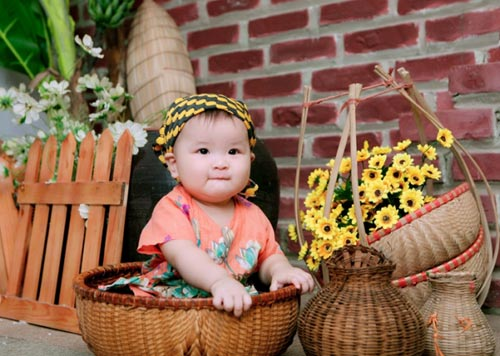 sieu mau nhi: co chu nho phuong linh - 4