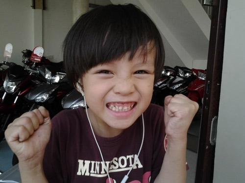 """sieu mau nhi: """"boy hongkong"""" hao nguyen - 2"""