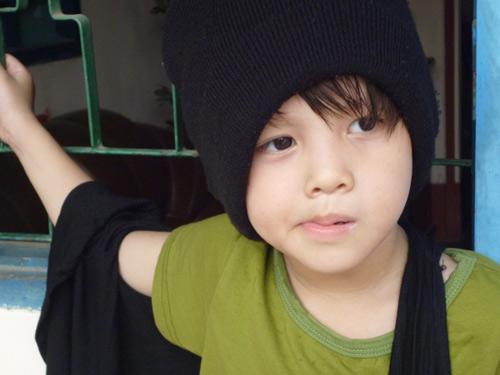 """sieu mau nhi: """"boy hongkong"""" hao nguyen - 5"""