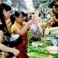 Mua sắm - Giá cả - Bấm bụng mua rau củ đắt ngang thịt