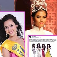 Trương Thị May thi Hoa hậu Hoàn vũ 2013?
