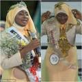 Thời trang - Người đẹp Nigeria đăng quang Hoa hậu Hồi giáo 2013