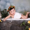 Làm mẹ - Siêu mẫu nhí: Bình Minh thần Cupid dễ thương!