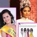 Làng sao - Trương Thị May thi Hoa hậu Hoàn vũ 2013?
