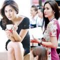 Làng sao - Tăng Thanh Hà: Từ ngọc nữ thành tổng giám đốc