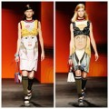 Thời trang - BST Prada mới nhất: Hòa trộn thời trang và nghệ thuật