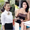 """Làng sao - Thanh Hằng """"cao tay"""" vượt scandal hơn Phi Thanh Vân?"""