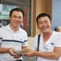Làng sao - Tấn Beo tặng 115 triệu cho NS cải lương gặp nạn