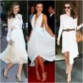 Thời trang - Diện gam trắng 'quyền lực' như Miranda Kerr