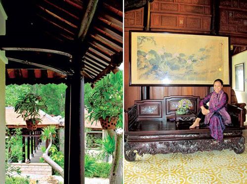 Đắm lòng nhà vườn của nữ đại gia Việt - 1
