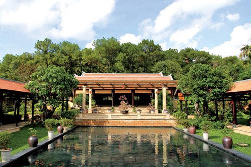 Đắm lòng nhà vườn của nữ đại gia Việt - 2