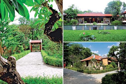 Đắm lòng nhà vườn của nữ đại gia Việt - 5