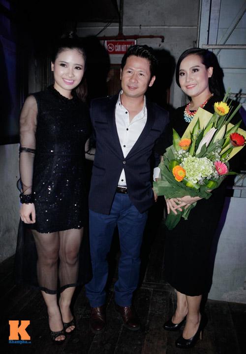 """bang kieu than mat voi """"tinh cu"""" my linh - 11"""